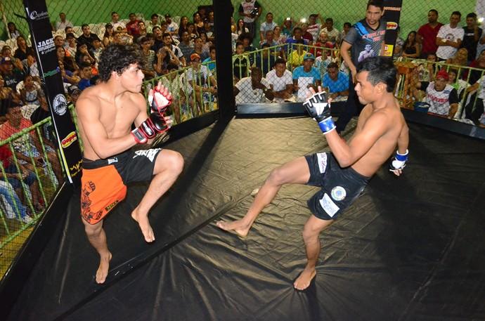 Norte Leste Fight 4 (Foto: Emanuel Mendes Siqueira)