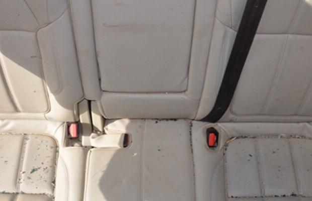 Perícia comprova que cintos estavam recolhidos e desafivelados no carro de Cristiano Araújo, Goiás (Foto: Divulgação/ IC)
