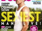 Channing Tatum é eleito o homem mais sexy do ano segundo revista