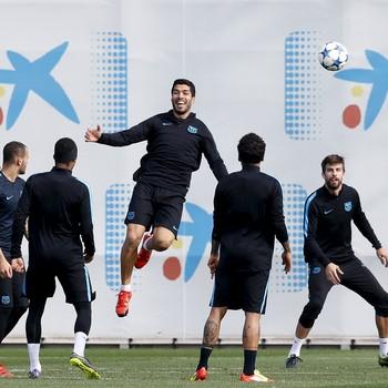 Luis Suárez Barcelona (Foto: Reuters)