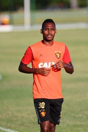 Marquinhos Sport (Foto: Marlon Costa / Pernambuco Press)