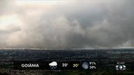 Confira a previsão do tempo para Goiás nesta terça-feira (20)