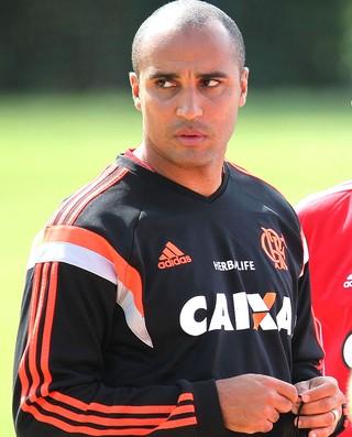 Deivid Treino Flamengo (Foto: Gilvan de Souza / Flamengo)