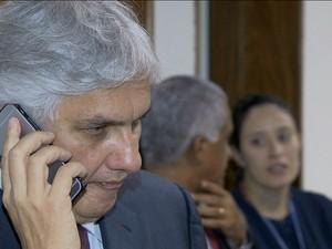 Delcídio do Amaral (Gnews) (Foto: Reprodução GloboNews)