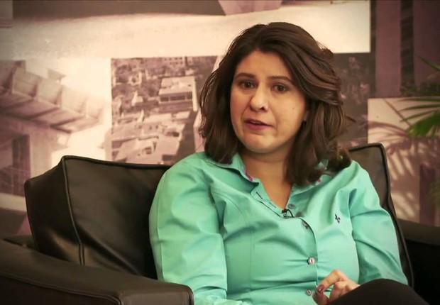 A economista Silvia Matos, do Ibre (Foto: Reprodução/YouTube)