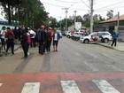 Estudantes fazem manifestação em mais duas escolas de Sorocaba
