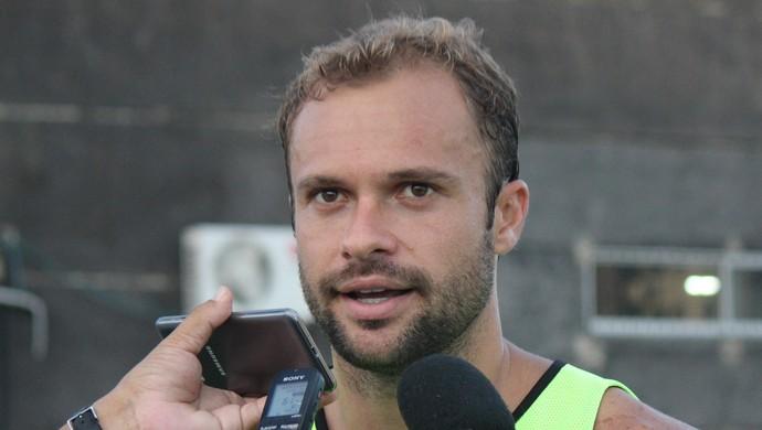 ABC - Rafael Souza, zagueiro (Foto: Divulgação/ABC)