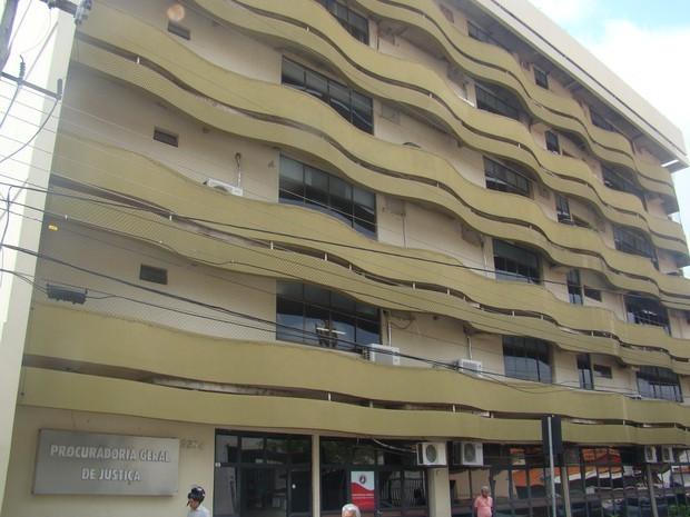 Ministério Público do Piauí (Foto: Catarina Costa/G1)