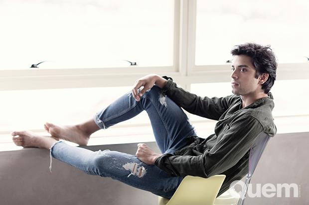 Rodrigo Simas (Foto: Leo Aversa)