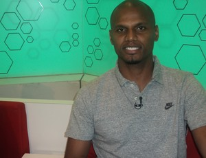 Jefferson, goleiro do Botafogo (Foto: Thiago Braga/SporTV.com)