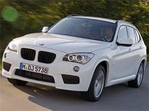 BMW X1 (Foto: Arquivo/Divulgação)