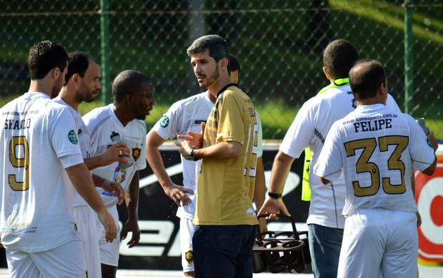 Participação do Rio Branco-ES no Brasileiro de Clubes de futebol 7 (Foto: Joaquim Azevedo/JornalF7.com)