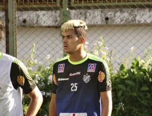 Matheus Pato Tupi-MG atacante (Foto: Bruno Ribeiro)