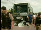 Mortes e acidentes marcam saída para o Natal neste sábado, em Minas