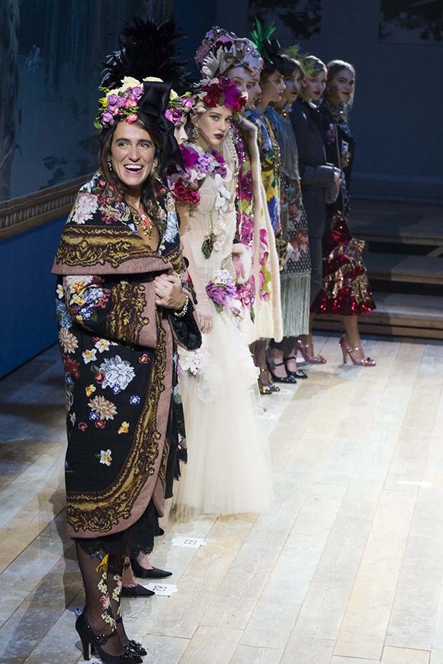 Colour, texture and theatre in this parade of couture looks (Foto: DOLCE & GABBANA)
