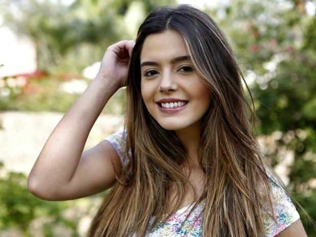 Ela será integrante da família Pereira em Alto Astral (Foto: Inácio Moraes/ TV Globo)