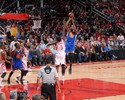 Com show de Kevin Durant, Warriors arrasam os Rockets de James Harden