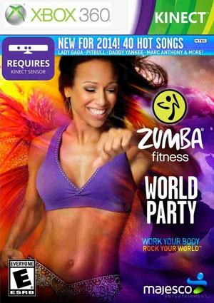 'Zumba Fitness World Party' (Foto: Divulgação/Zoe Mode)