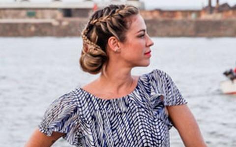 Hair stylist do Superbonita ensina como reproduzir o penteado de Luana Piovani