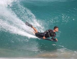 Caio Cavalcanti, bodyboader AL  (Foto: Arquivo pessoal)