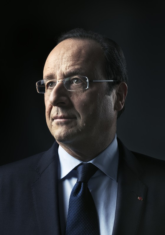 President Francois Hollande (Foto: Trunk Archive)