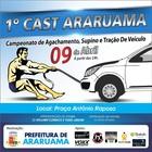 Campeonato de Agachamento, Supino e Tração de Veículo (Divulgação/ Ascom Araruama)