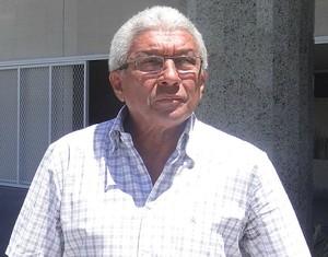 Givanildo Oliveira treinador (Foto: Thiago Augustto)