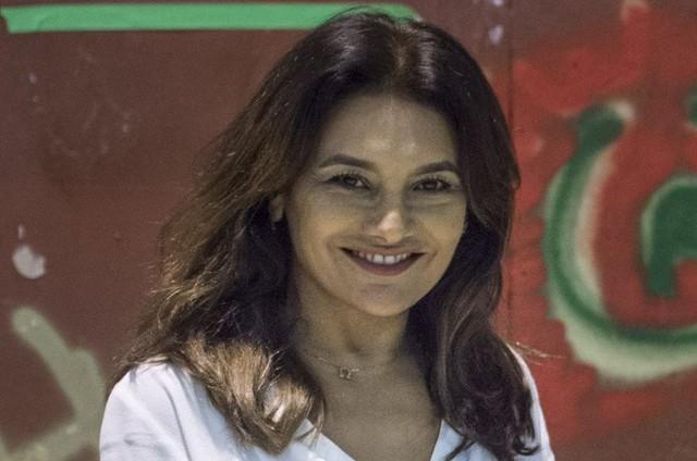 Dira Paes (Foto: Mauricio Fidalgo/TV Globo)