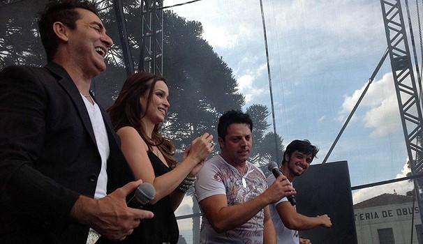 Além do Horizonte Curitiba (Foto: Divulgação/ RPC TV)