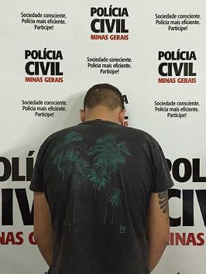 Jovem tentou vingar a morte do avô em Ubá, MG (Foto: Polícia Civil de Ubá/ Divulgação)