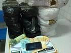 Casal é preso com carro e 20 quilos de maconha em Caruaru, no Agreste
