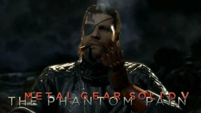 Metal Gear Solid 5 The Phanton Pain (Foto: Divulgação)