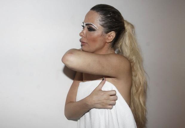 Ju Isen (Foto: Celso Tavares / Ego)