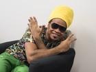 Festa no The Voice! Carlinhos Brown celebra 52 anos e recebe recados fofos