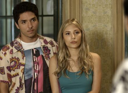 Amanda revela que pode ser filha de Nelson