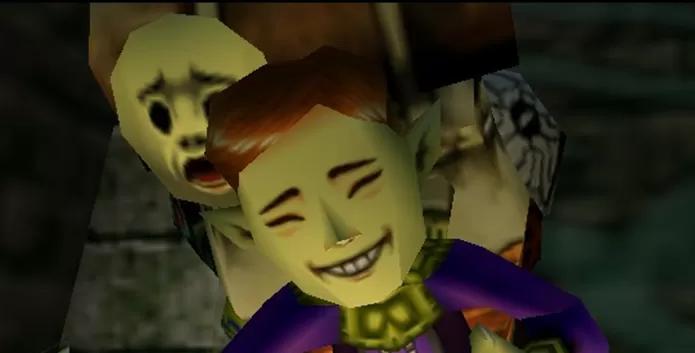 Miyamoto recebeu homenagem em personagem de OoT (Foto: Reprodução/YouTube)