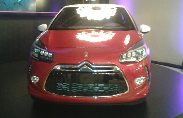 Citroën DS3 2015 (Foto: Tereza Consiglio / Autoesporte)
