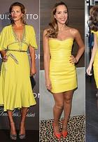 Veja 30 opções de peças em amarelo, cor que é tendência para o verão
