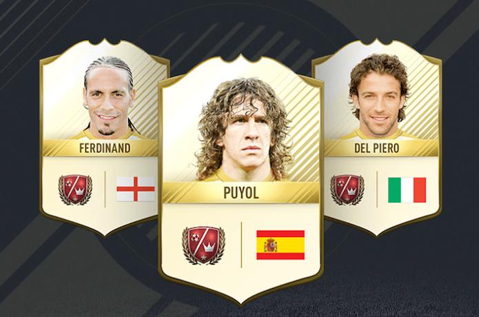 Fifa 17: EA revela 10 novos Legends para o game (Foto: Divulgação/EA Sports)