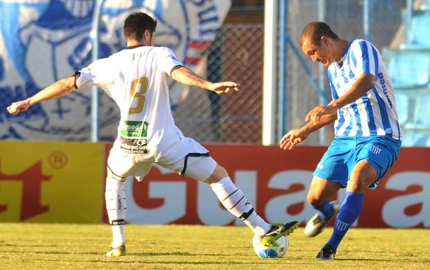 jogo Avaí e Ceará Série B (Foto: Eduardo Valente / Agência Estado)