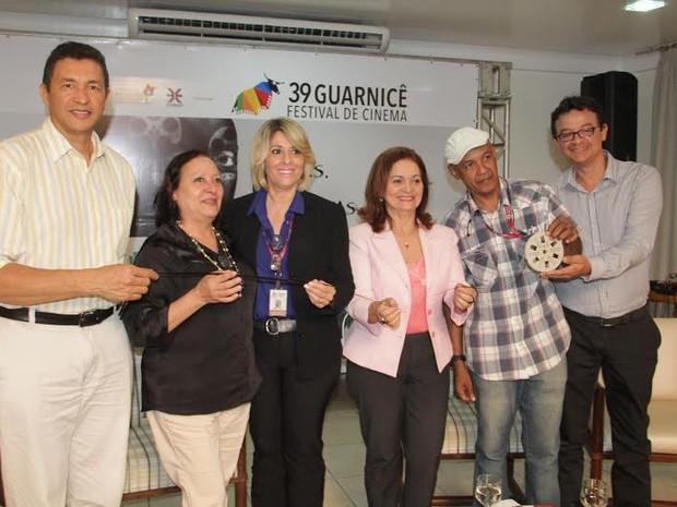 Festival Guarnicê foi oficialmente lançado em São Luís (Foto: Divulgação/ UFMA)