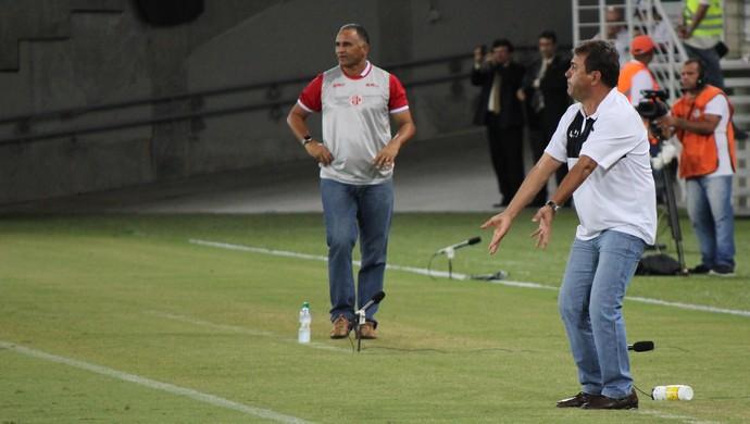 Oliveira Canindé - Zé Teodoro - América-RN - ABC (Foto: Fabiano de Oliveira)