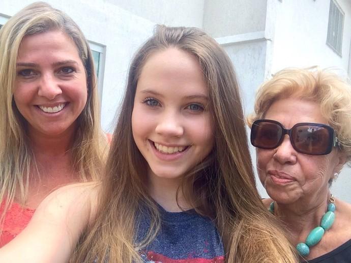 Carol Passos The Voice Kids (Foto: Arquivo pessoal)
