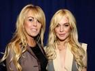 Mãe quer que Lindsay Lohan peça ordem de restrição contra o pai