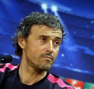Luis Enrique Barcelona Paris Saint-Germain (Foto: REUTERS/Albert Gea)