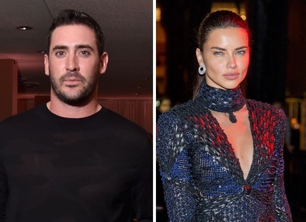 Matt Harvey e Adriana Lima (Foto: Getty Images)