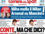 Jornal noticia que o Arsenal estuda trocar Wenger por Roberto Mancini