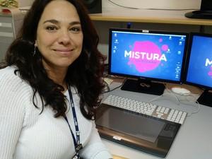 Cláudia Azevedo (Foto: Divulgação/RBS TV)