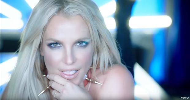 Britney Spears (Foto: Reprodução/Youtube)