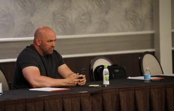 """Dana White quebra o silêncio sobre agressão de Cyborg: """"Foi muito séria"""""""